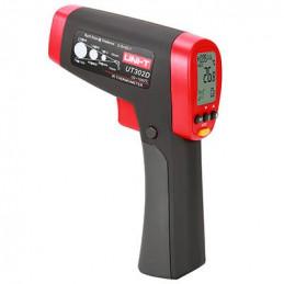Termometro Infrarojo Laser Digital UNI-T UT-302D, 32 - 1050 Grados Medicion sin contacto