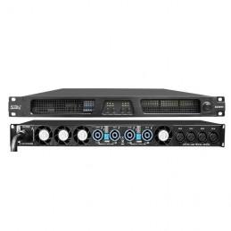 Amplificador de Poder Ligh 4 x 5780W 2OHM, AG4200 SoundKing