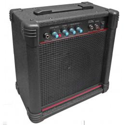 """Amplificador 15W RMS 8"""" Para Guitarra, AK15G SoundKing"""