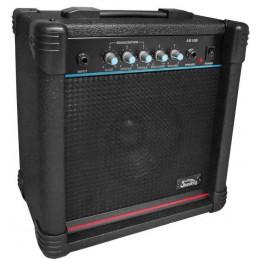 "Amplificador 15W RMS 8"" Para Bajo, AK15B SoundKing"