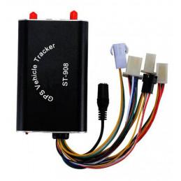 GPS Rastreador Sinotrack ST-909 Tracker para Auto Camion GSM Bateria 600mAh