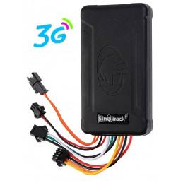 GPS Rastreador Sinotrack ST-906 Tracker para Auto Moto Camion 3G WCDMA GSM Bateria 180mAh