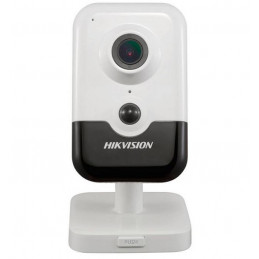 Camara Cubo IP Hikvision DS-2CD2423G0-IW, 2MP Cube 2.8mm IR10m PIR Micro uSD WiFi