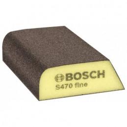 Taco Esponja Abrasivo Perfiles Bosch Gr. 240/320 Fino 2608608223