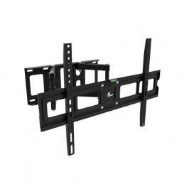 """Rack para Televisor Xtech XTA-475 Articulado con Inclinación y Giro 32-70"""" 50kg"""