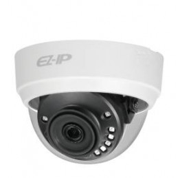 Camara Domo IP Dahua IPC-D1B40 EZ-IP 4MP 2.8MM H.265+ IR 20M POE