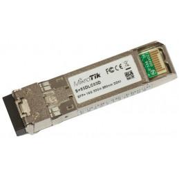 Modulo SFP Transceptor Mikrotik S+85DLC03D SFP+ module 10G MM 300m 850nm
