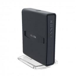 Access Point Mikrotik HAP AC LITE TC RB952Ui-5ac2nD-TC 5xLAN 2.4Ghz 5Ghz USB 650MHz 64MBRAM