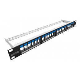 Patch panel Furukawa 35050234 24 puertos Descargado Blindado con Iconos