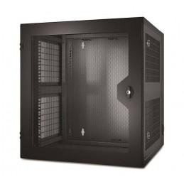 Gabinete Armario APC AR100HD NetShelter WX 13U Rack instalable en pared