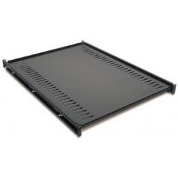 Bandeja fijo APC AR8122BLK Estante negro para 114kg Incluye Guia 1U