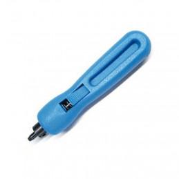 Perforador de Riego IRRITEC Celeste Completo 2.5mm Punch Insercion de Goteros
