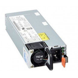 Fuente de alimentación Lenovo 7N67A00883, 750W, 230V / 115V, Platinum Hot-Swap