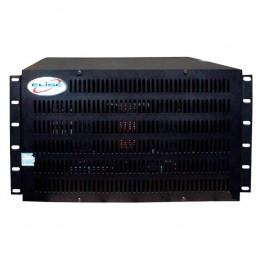Transformador de Aislamiento Elise Monofásico TPP-12K-1F-6U de 12.5KVA, 6U, 220V