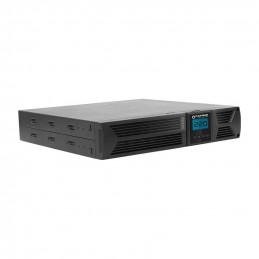 UPS Elise Plug & Power URT-1K, On-Line, 1000VA, 900W, 220V, USB, 2U
