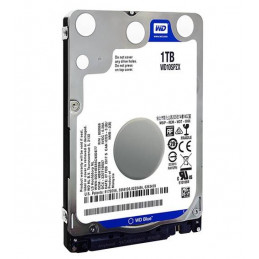 Disco duro Western Digital Blue WD10SPZX, 1TB, SATA 6.0 Gb/s, 5400 RPM, 2.5""