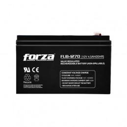 Bateria AGM Forza FUB-1270 12V 7Ah Acido Plomo SM 151x65x94mm