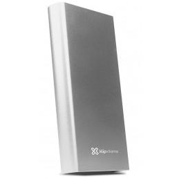 Power Bank Klip Xtreme KBH-205SV Enox 20.000mAh Cargador de bateria portatil