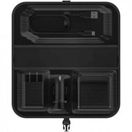 Kit Cargador Mophie 409901792 Para Viaje Caja adaptador Coche, CA, Inalámbrica 5VA