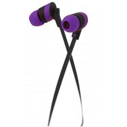 Auriculares In-ear Klip Xtreme KHS-625PR KolorBudz 3.5mm