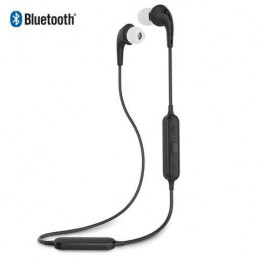 Auriculares Inalambrico In-ear iLuv Bubble Gum Air BBGUMAIRBK c/micro Bluetooth Negro