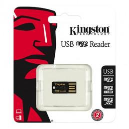 Lector de tarjetas Kingston FCR-MRG2 Card reader microSD microSDHC Reader USB 2.0
