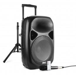 Parlante Inalambrico Klip Xtreme KLS-750 UltraBoom Pro 3000W Cremoto 1Micro Bluetooth