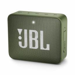 Parlante Inalambrico JBL Go 2 3W 5H Bluetooth 730mAh Verde Musgo