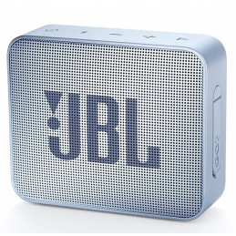 Parlante Inalambrico JBL Go 2 3W 5H Bluetooth 730mAh Icecube Cyan