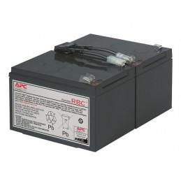 Cartucho Bateria Reemplazo APC RBC6 (#6) RBC Recambio