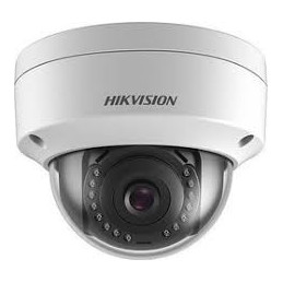 Camara Domo Ip Hikvision DS-2CD1143G0-I 4MP 2.8mm IR30m H265+ IP67 IK10 12VDC PoE