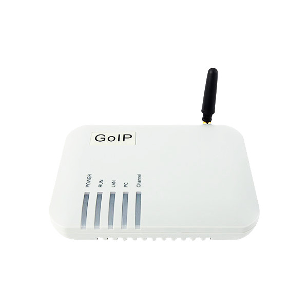 GATEWAY Base Celular GOIP 1 CHANNEL VOIP-GSM ASTERISK ELASTIX GRANDSTREAM