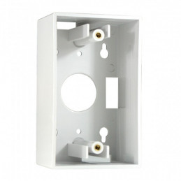 "Caja de Montaje Superficial Nexxt AE180NXT05 4x2"" Blanco mate"