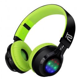 Auriculares Inalambrico On-Ear Klip Xtreme KHS-659 LiteBlast estéreo con luces LED y tecnología Bluetooth