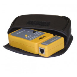 Lan Tester Nexxt AW250NXT03 Basic RJ45 RJ11 y RJ12 unidad principal y un módulo remoto