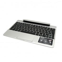Docking Asus TF300T, Blanco, Teclado, TouchPad, conectores USB/de 40 pines, ranura SD