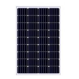 Panel Solar Policristalino 120W 12V - 123x66.8x3.5cm, ODA120-18-P Osda