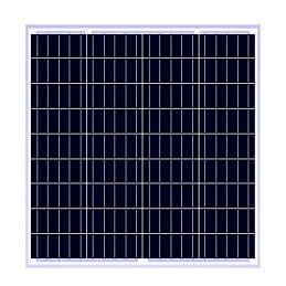 Panel Solar Policristalino 80W 12V - 90.5x66.8x3cm, ODA80-18-P Osda