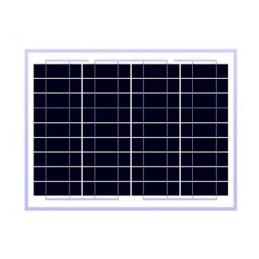 Panel Solar Policristalino 15W 12V - 39x35.5x1.8cm, ODA15-18-P Osda