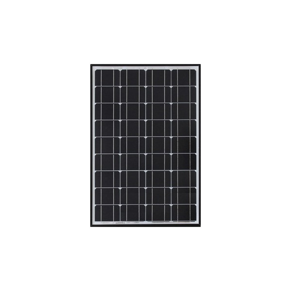 Panel Solar Monocristalino 120W 12V - 123x66.8x3.5cm, ODA120-18-M Osda
