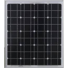 Panel Solar Monocristalino 85W 12V - 78x66.8x3cm, ODA85-18-M Osda