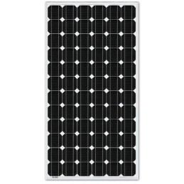 Panel Solar Monocristalino 80W 12V - 90.5x66.8x3cm, ODA80-18-M Osda