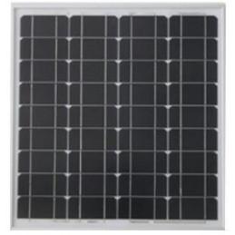 Panel Solar Monocristalino 50W 12V - 77x51.5x3cm, ODA50-18-M Osda