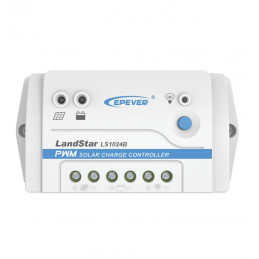 Controlador de Carga Solar PWM Epever LS1024B 10A 12/24V Auto