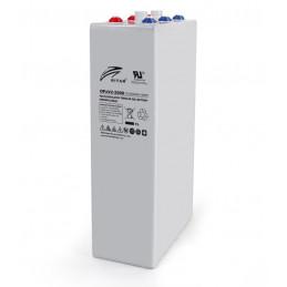 Bateria OPzV Ritar OPzv2-2500 2V 2500Ah Terminal F10 48.7x21.2x77cm
