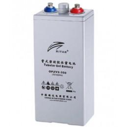 Bateria OPzV Ritar OPzv2-350 2V 350Ah Terminal F10 12.4x20.6x47cm
