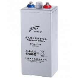 Bateria OPzV Ritar OPzv2-300 2V 300Ah Terminal F10 14.5x20.6x35.5cm