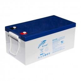 Bateria Gell Ritar DG12-260 12V 260Ah Terminal F14 52x26.8x22cm