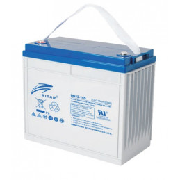 Bateria Gell Ritar DG12-145 12V 145.0Ah Terminal F5/F12 34x17.3x28cm