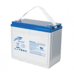 Bateria Gell Ritar DG12-134 12V 134Ah Terminal F5/F12 34x17.x28cm